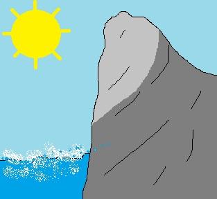 A szikla