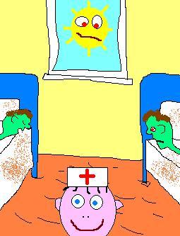 Doktor Erik és a hányós-hasmenős vírus