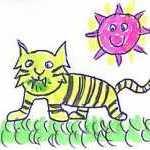 Vegetáriánus tigris